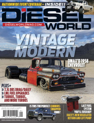 Diesel World Jan 2019