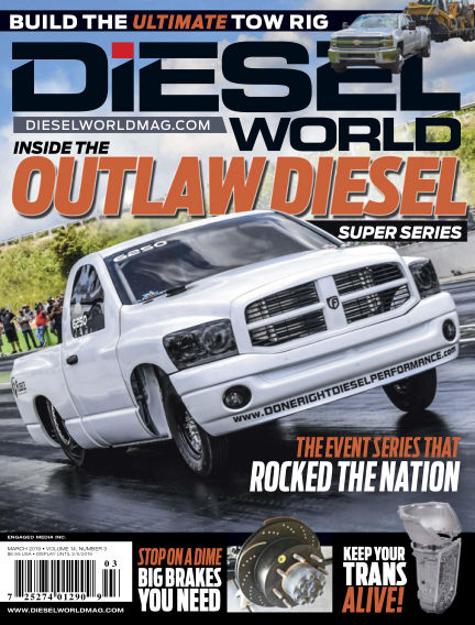 Diesel World January 18, 2019 00:00