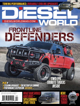 Diesel World Apr 2019