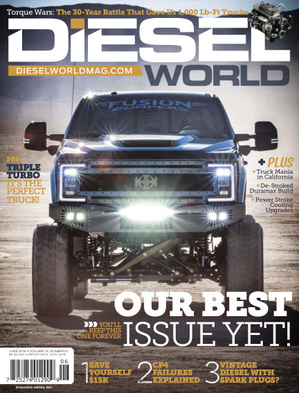 Diesel World April 05, 2019 00:00