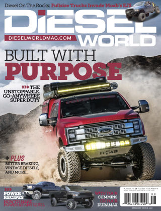 Diesel World Aug 2019