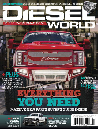 Diesel World Nov 2019