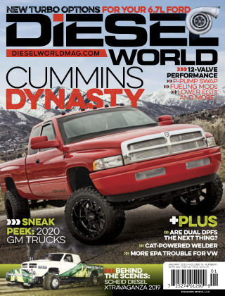 Diesel World Jan 2020