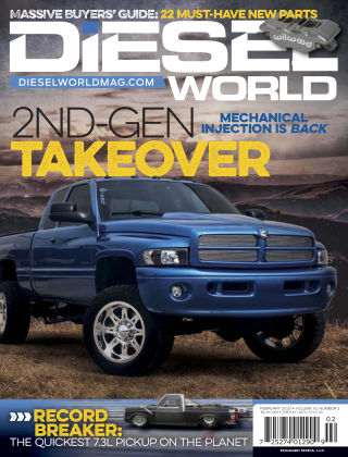 Diesel World Feb 2020
