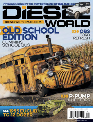 Diesel World Mar 2020