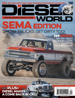 Diesel World Apr 2020