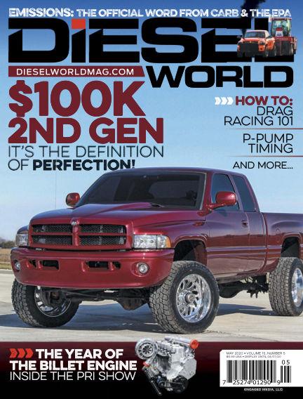 Diesel World March 03, 2020 00:00