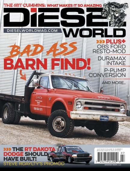 Diesel World May 05, 2020 00:00