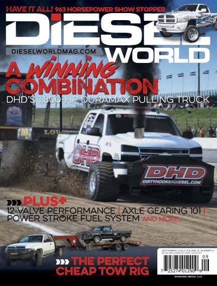 Diesel World July 07, 2020 00:00