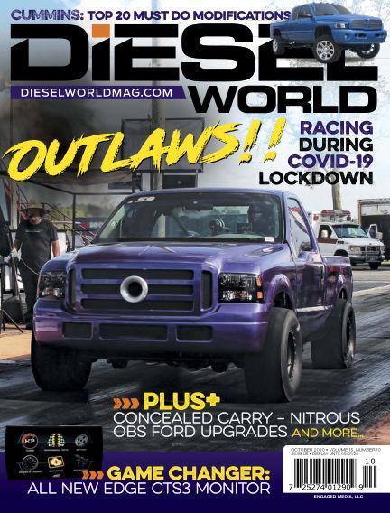 Diesel World August 04, 2020 00:00