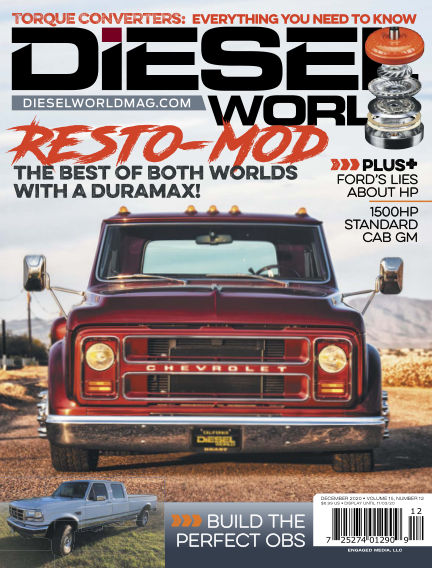 Diesel World October 06, 2020 00:00