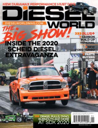 Diesel World Jan 2021