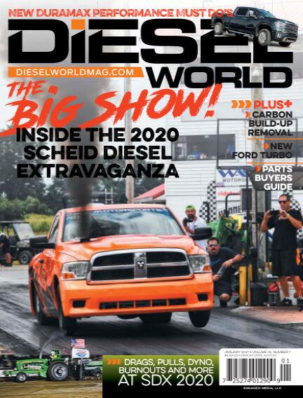 Diesel World November 03, 2020 00:00