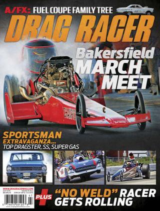 Drag Racer July 2015