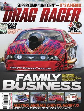 Drag Racer September 2015