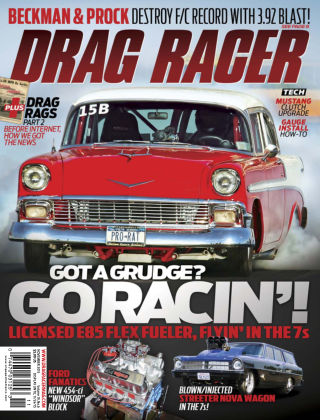 Drag Racer November 2015