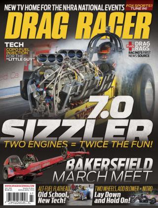 Drag Racer July 2016