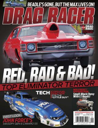 Drag Racer September 2016
