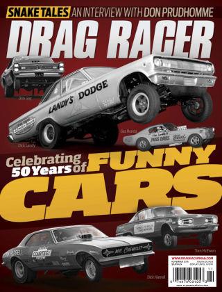 Drag Racer November 2016