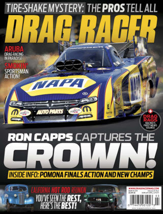 Drag Racer March 2017