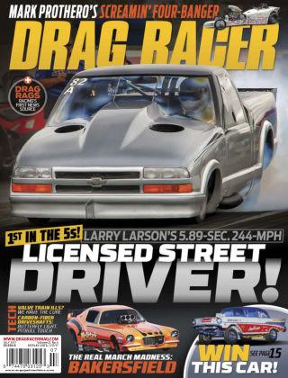 Drag Racer Jul 2017