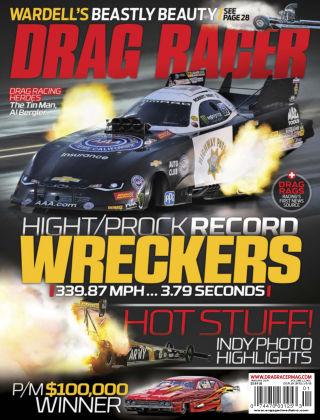 Drag Racer Jan 2018