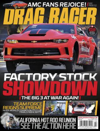 Drag Racer Mar 2018