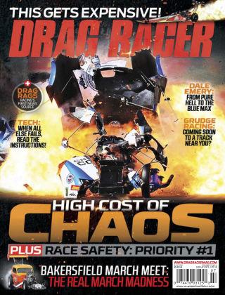 Drag Racer Jul 2018