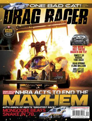 Drag Racer Sep 2018