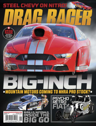 Drag Racer Jan 2019