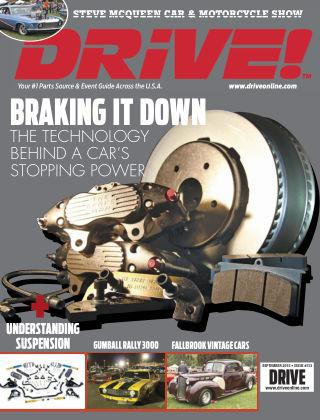 DRIVE! September 2015