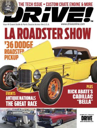 DRIVE! October 2015