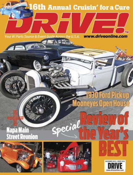 DRIVE! November 13, 2015 00:00