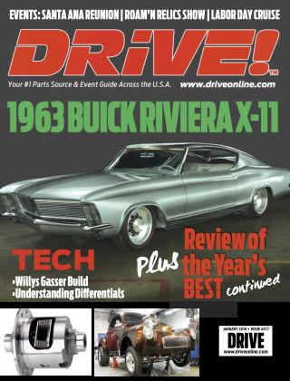 DRIVE! January 2016