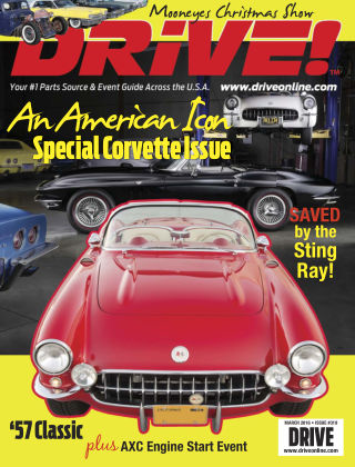 DRIVE! March 2015