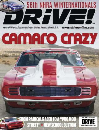 DRIVE! June 2016