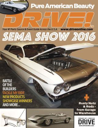 DRIVE! February 2017