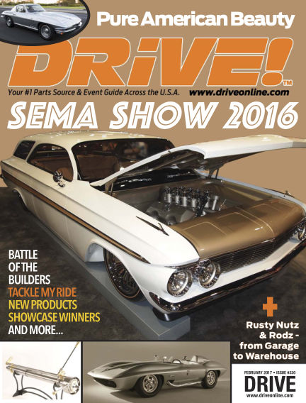 DRIVE! January 04, 2016 00:00