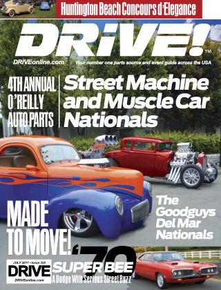 DRIVE! Jul 2017