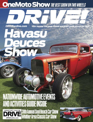 DRIVE! Aug 2017