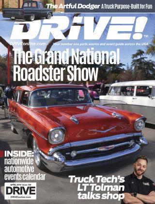 DRIVE! Apr 2018