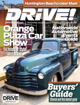 DRIVE! Jul 2018
