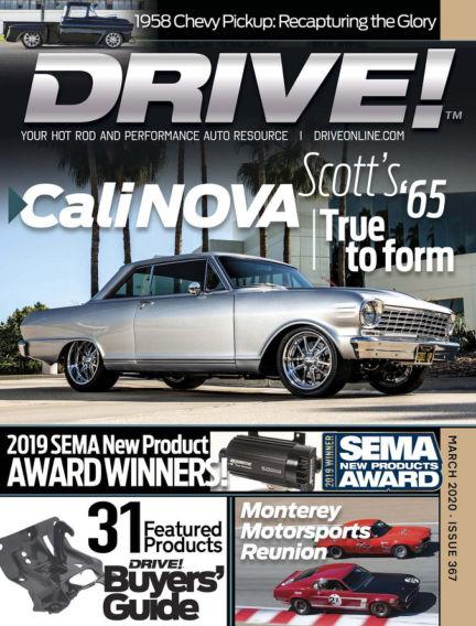 DRIVE! January 20, 2020 00:00