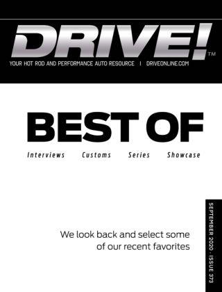 DRIVE! September 2020