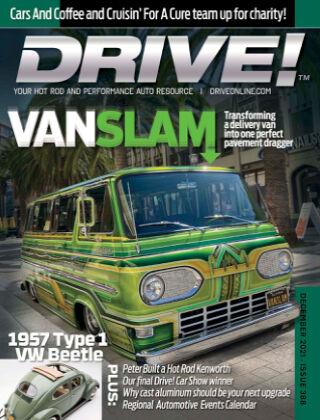 DRIVE! 2021-12 (Dec)