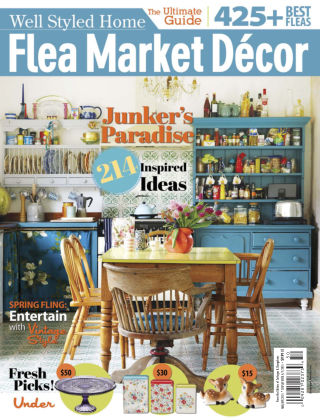 Flea Market Décor March-April 2015