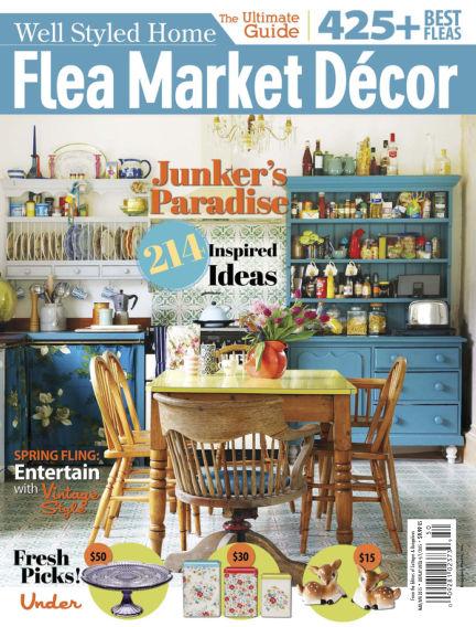 Flea Market Décor February 20, 2015 00:00