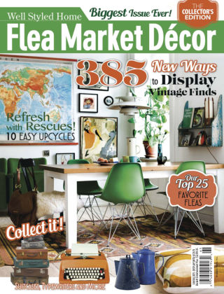 Flea Market Décor June-July 2015