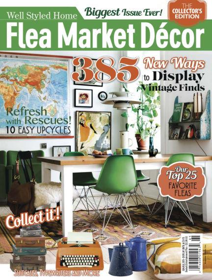 Flea Market Décor May 15, 2015 00:00