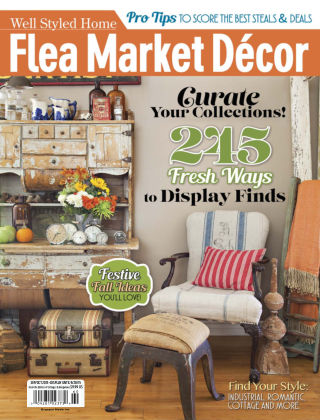 Flea Market Décor Sep-Oct 2015